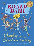 By Roald Dahl - Charlie and the Chocolate Factory (40th Anniversary Edition) (2014-08-20) [Hardcover]