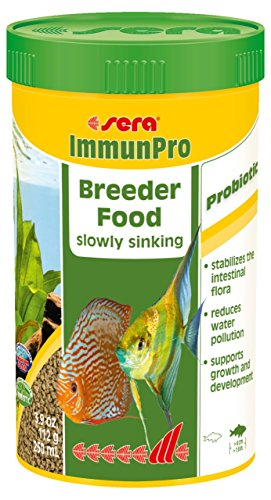 Sera Immun Pro Freshwater Fish Food, 3.9 oz/250ml/Large