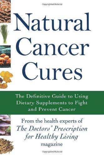 Download NATURAL CANCER CURES pdf