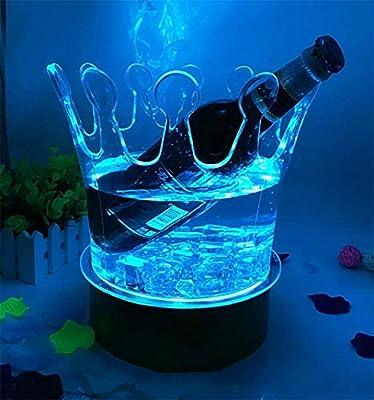 Cubeta de hielo Enfriador de cerveza Cubo De Hielo Colorido Del ...