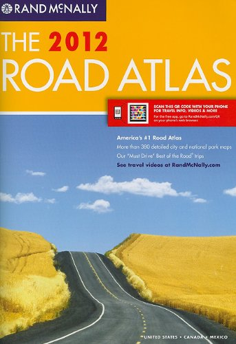 Download Rand McNally 2012 Road Atlas United States, Canada, Mexico (Rand McNally Road Atlas: United States/Canada/Mexico) ebook