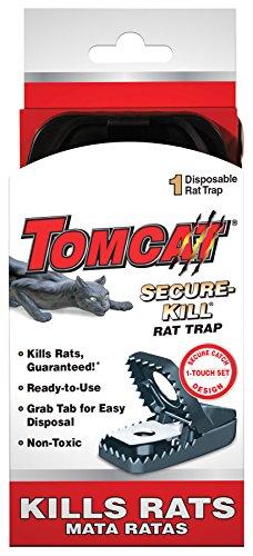 Tomcat Secure-Kill Rat Trap (Kill Rat Trap)