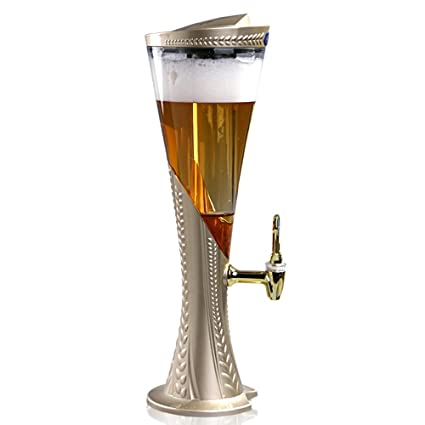 Trigo En Forma De Oreja Dispensador De Cerveza Licor Decantador Alcohol Bebida Gaseosa Líquida Accesorios De