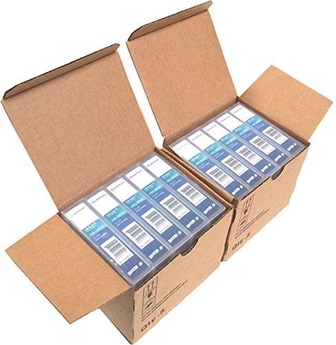 10 Pack Quantum MR-L5MQN-01 LTO 5 Ultrium-5 Data Tape Cartridge (1.5/3.0TB) by Quantum (Image #1)