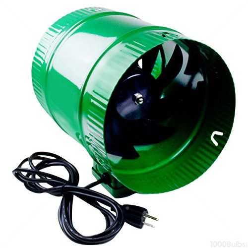10 inch inline duct booster fan - 3