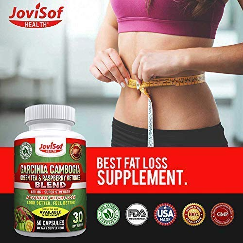 JOVISOF HEALTH® Best Sellers Ultra- We have Combined The 3 Most popular and Effective Weight Loss Supplements on the Market To Make One Extraordinary Effective Weight Loss Supplement.