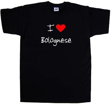 I Love Heart Bolognese T-Shirt