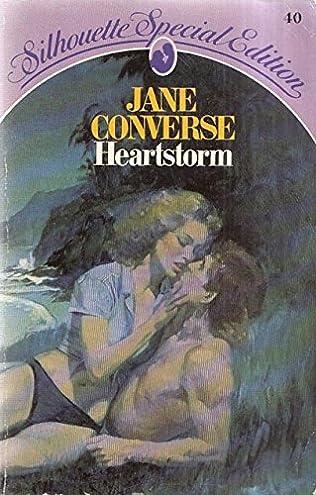 book cover of Heartstorm