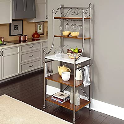 Home Styles The Orleans Bakers Rack