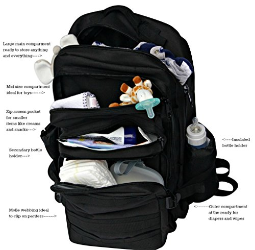 Active Diaper Backpack - 1
