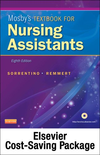 Mosby's Textbook for Nursing Assistants - Textbook and Workbook Package, 8e by Brand: Mosby
