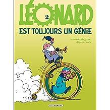 Léonard 02  Est toujours un génie