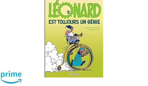 Léonard - tome 2 - Léonard est toujours un génie!: Amazon.es: De Groot, Turk: Libros en idiomas extranjeros
