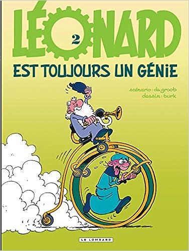 Léonard - tome 05 - Génie à toute heure (French Edition)