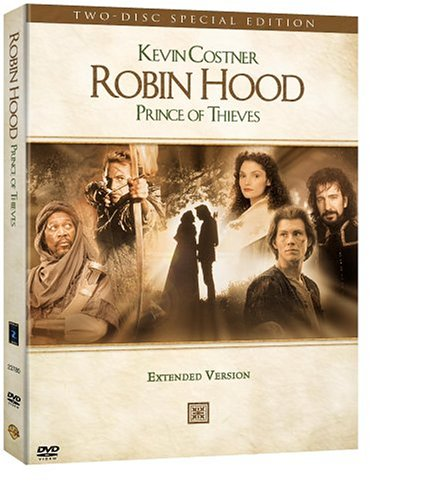 DVD : Robin Hood: Prince Thieves (Special Edition, Digipack Packaging, , Dubbed, Widescreen)