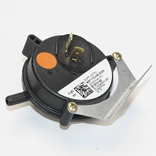 OEM Upgraded Replacement for Goodman Furnace Vent Air Pressure Switch ()