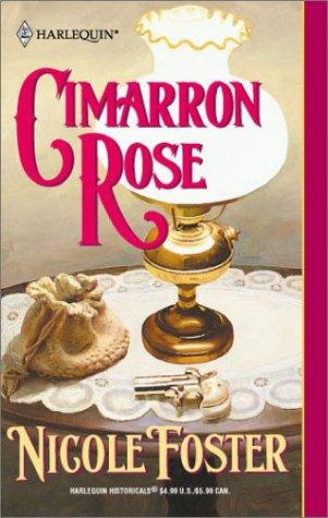 book cover of Cimarron Rose