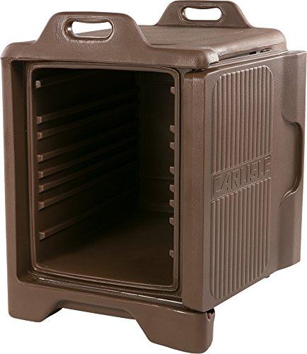 Carlisle XT3000R01 Slide 'N Seal End Loader (five pan capacity), Brown by Carlisle