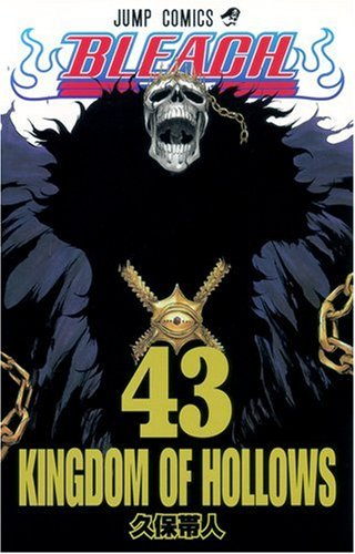 Bleach, Volume 43: Kingdom Of Hollows (Japanese Edition)