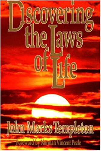 Book Discovering the Laws of Life