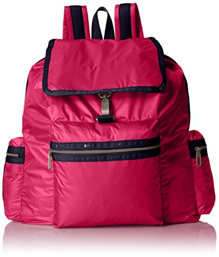 LeSportsac Women's Essential 3 Zip Voyager, Taffy C by LeSportsac
