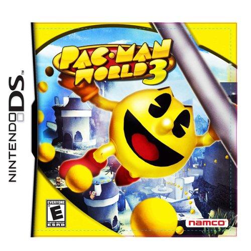 Pac Man World 3 - Nintendo DS - Nintendo Ds Ribbon