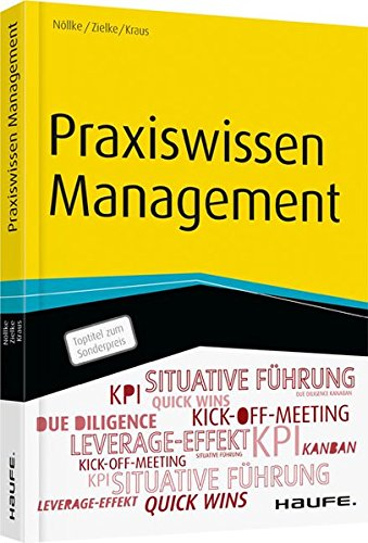 Praxiswissen Management (Haufe Fachbuch)