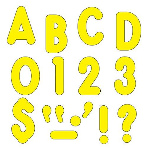 TREND enterprises, Inc. T-79414 Yellow 7