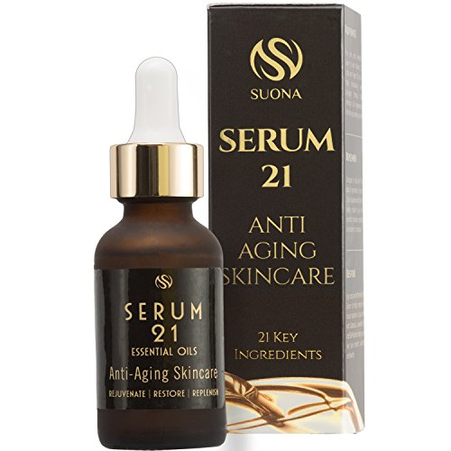 Anti Aging Face Serum Moisturizer - Advanced Natural Skin Ca