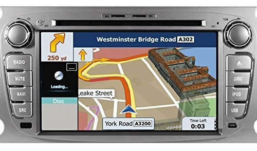 Dynavin DVN FOS Multimedia Navigation N6Platform for Ford