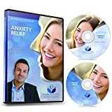 Anxiety Relief Self Hypnosis Platinum Pack With Hypnotherapy AUDIO CD, Hypnotherapy MP3 and Digital Guide - Helpful for Mild or Severe anxiety attack