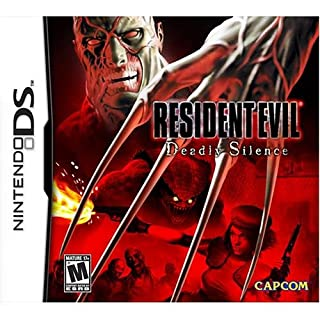 Resident Evil Deadly Silence - Nintendo DS by Artist Not Provided (B000CBCVFE) | Amazon price tracker / tracking, Amazon price history charts, Amazon price watches, Amazon price drop alerts