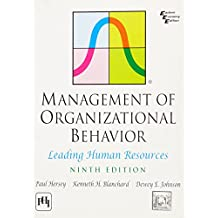 Management of Organizational Behavior: Leading Human Resources