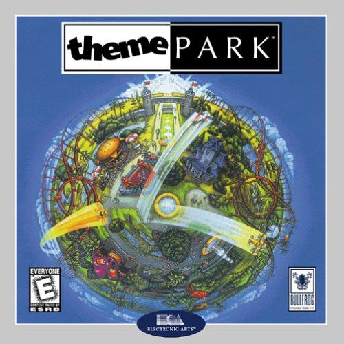 - Theme Park (Jewel Case) - PC