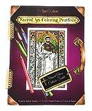 Sacred Art Coloring Portfolio - Catholic Saints