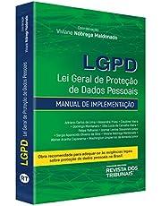 Lgpd Lei Geral De Proteção De Dados Pessoais - Manual De Implementação