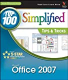 Office 2007: Top 100 Simplified Tips & Tricks
