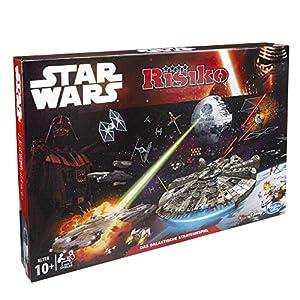 Hasbro Spiele B2355100 - Star Wars Risiko, Erwachsenenspiel