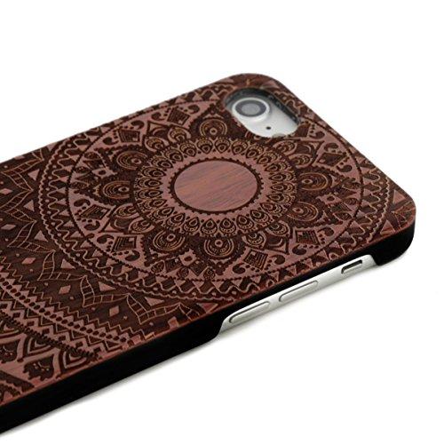 iPhone 8 Case, Arktis Holzhülle - Traumfänger