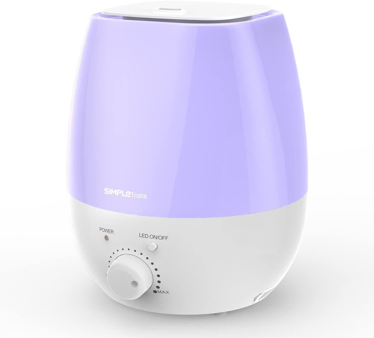 Cool Mist Humidifier, 1byone Ultrasonic Humidifiers, End for