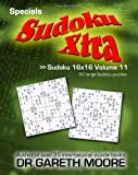 Sudoku 16x16 Volume 11, Gareth Moore, 149541471X