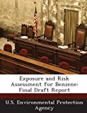 img - for Exposure and Risk Assessment for Benzene: Final Draft Report book / textbook / text book