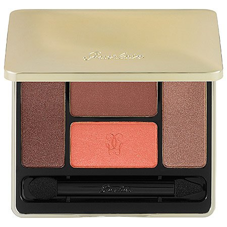 Guerlain Écrin 4 Couleurs Eyeshadows 14 Les Fauves 0.25 oz by Guerlain
