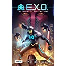 E.X.O. - The Legend of Wale Williams Part One (Chap. 1 - 7): A Superhero Graphic Novel Series