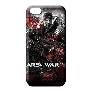 iphone 4 4s covers protection Hard For phone Cases cell phone shells gears of war