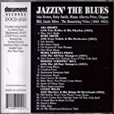 Jazzin the Blues Remaining by Jazzin' The Blues Remaining (2000-09-08)