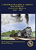 img - for Chesapeake & Ohio Passenger Service 1847-1971 book / textbook / text book