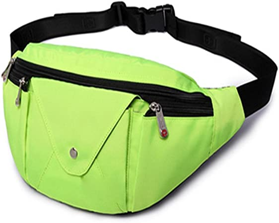 Bolso de Cintura Bolsa de Viaje Fanny Bag Waist Pack Sling Pocket ...