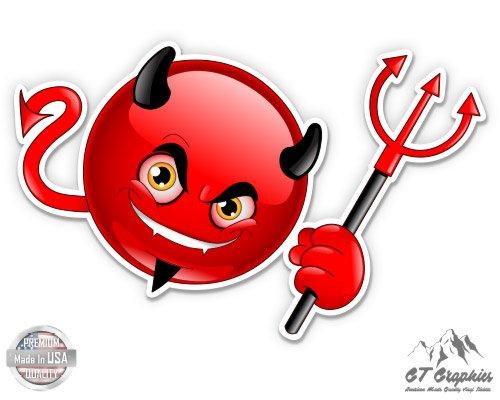 Devil Emoji - 5