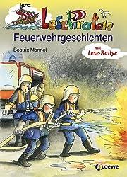 Lesepiraten-Feuerwehrgeschichten